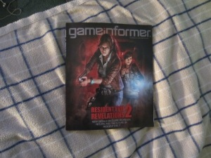 Will they get mad at me for inserting them into one of my blog posts? But I love you, Game Informer!